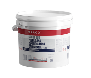 DRACO GROUT 150