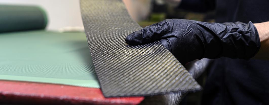 DRACO carbon fibers